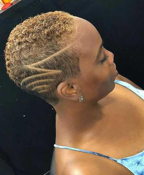 Short Haircuts for Black Women-11
