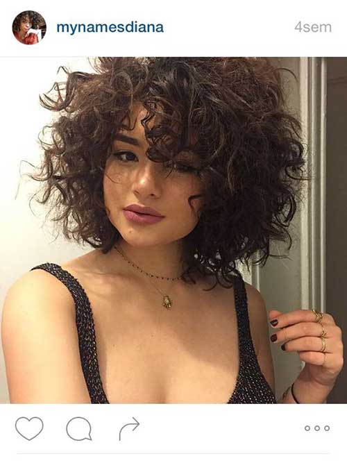 Curly Short Hairstyles-14