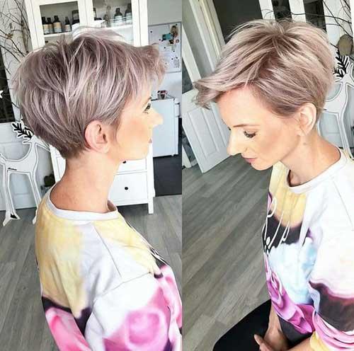 Long Pixie Haircuts