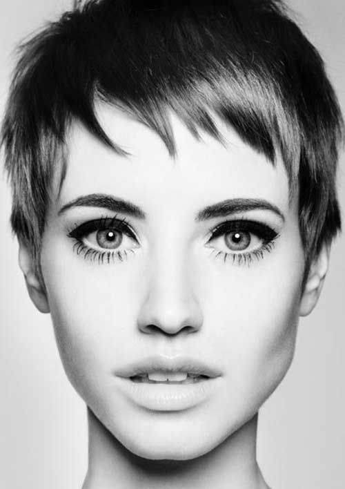 Best Super Short Pixie Haircuts