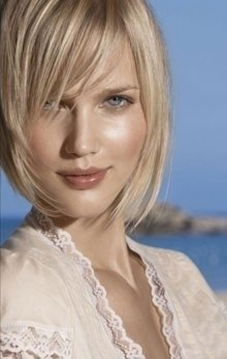 Lovely Strands of Light Blonde Hair