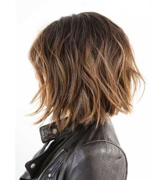 Wavy Bob Hairstyles for 2015