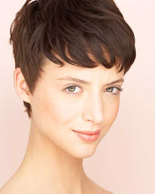 Cute Hairstyles for Short Hair 2013-10