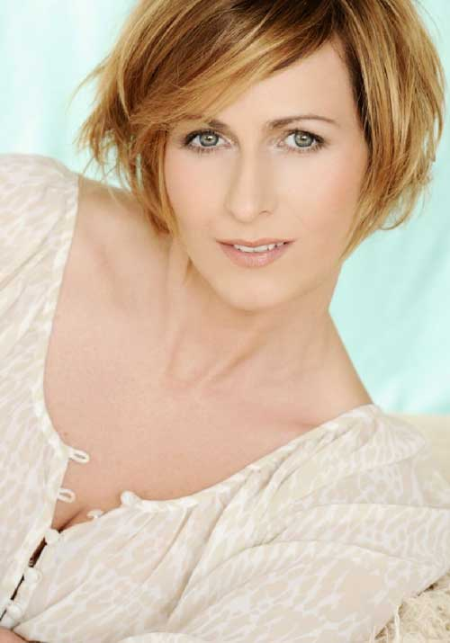 Cute Hairstyles for Short Hair 2013-2