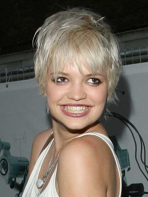 Cute Hairstyles for Short Hair 2013-8