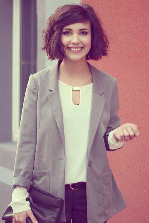 Cute short hairstyles 2013