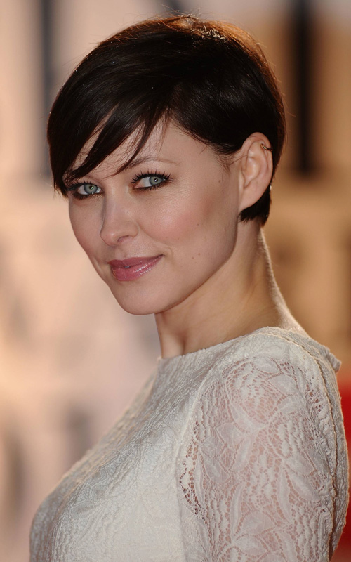 Emma Willis Pixie Hair