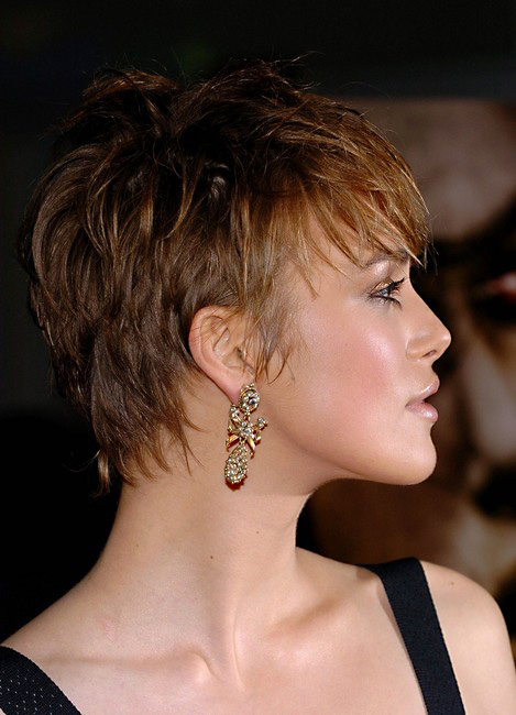 Short Pixie Cuts