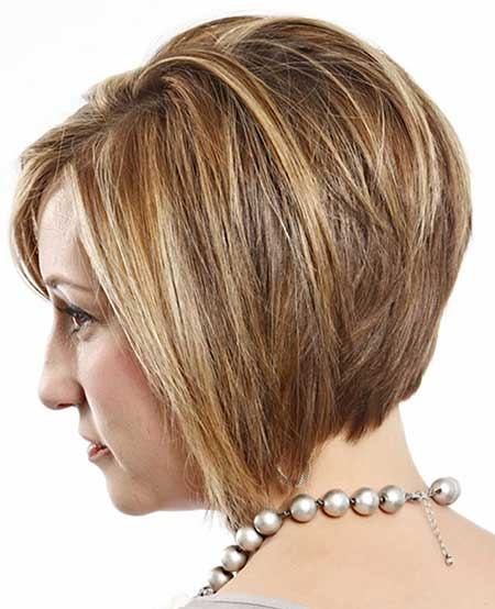 Nice Short Voluminous Bob Hairstyles