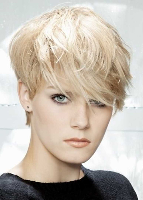 Pixie Very Short Layered Hair