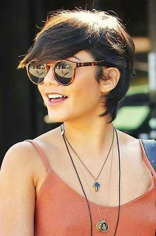 pixie haircuts 2015 graduated bob haircut the best hairstyles for 9647