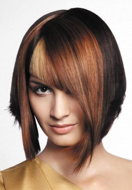 Bob Haircuts and Color