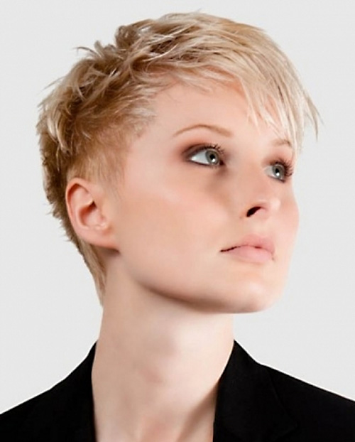 Short Pixie Haircuts for Women