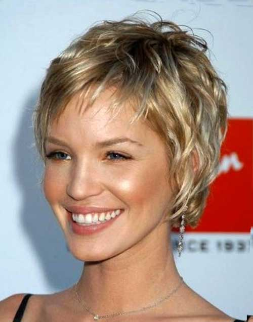 Exteremely Short Curly Hairstyles