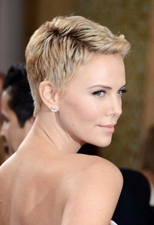 Asian Short Haircut for Women