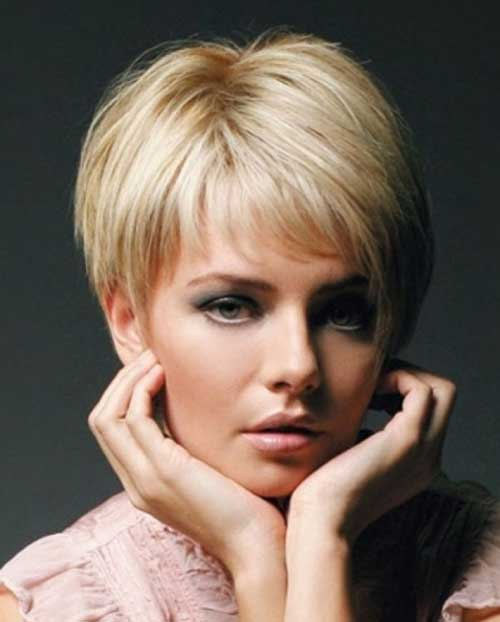 Blonde Pixie Haircuts Hand-Picked