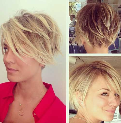Hair Cut and Cute Color