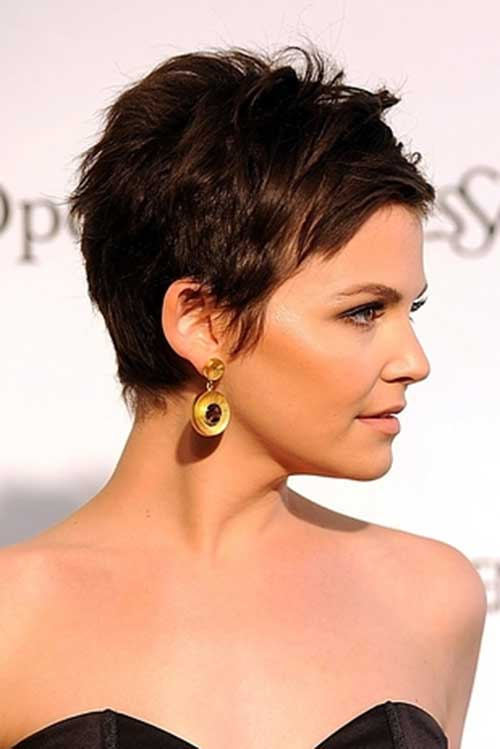 Ginnifer Goodwin Short Pixie Hairstyles
