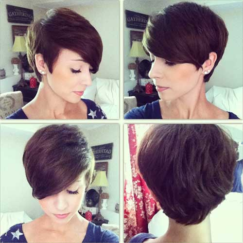 Easy Hairdos for Short Hair