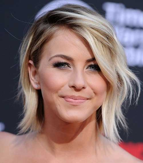 Julianne Hough Short Hairstyles