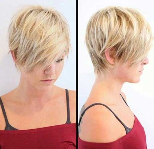 Messy Pixie Hairstyles