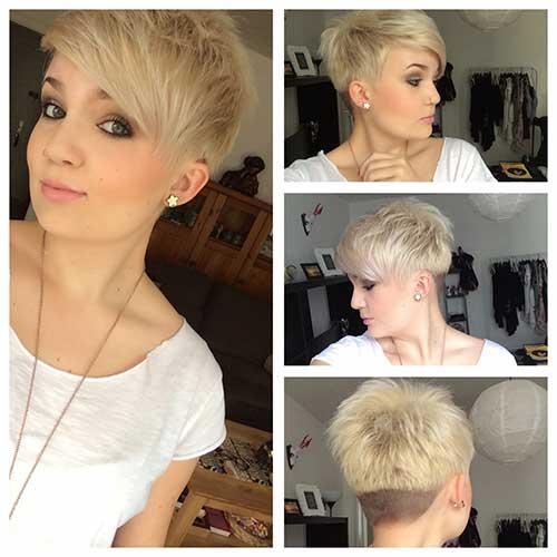 Sassy Short Hair Hairstyles