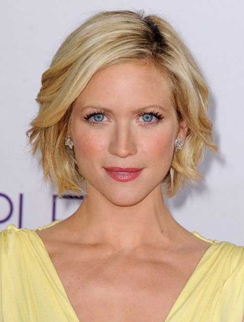 Amazing Short Haircuts for Blondes Ideas