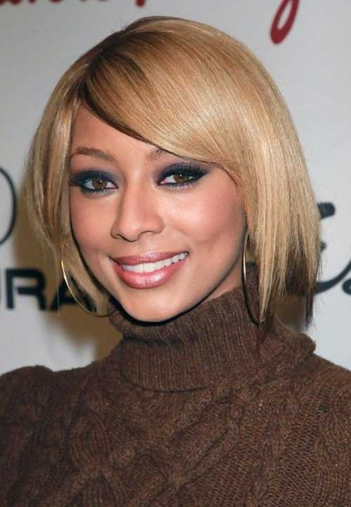 Keri Hilson Inspired Bob Cut Hairstyles