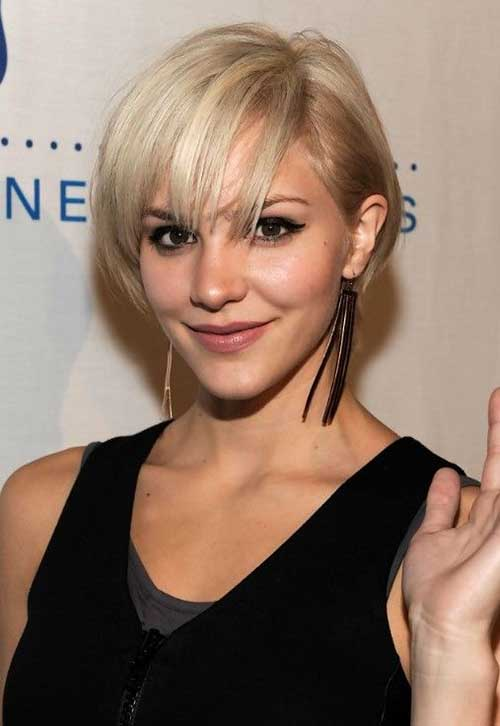 Awesome Cute Blonde Bob Hairstyles