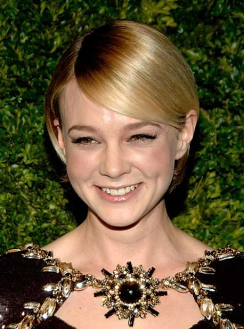 Carey Mulligan's Hairstyles