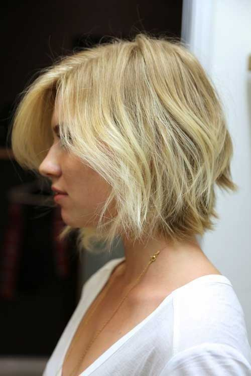 Sassy Short Bob Haircuts For Fine Hair