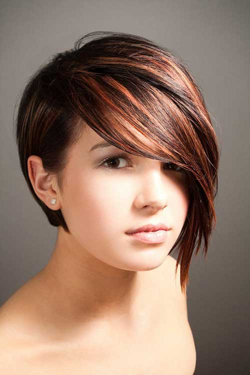 35 Cute Short Hairstyles For Girls Short Hairstyles