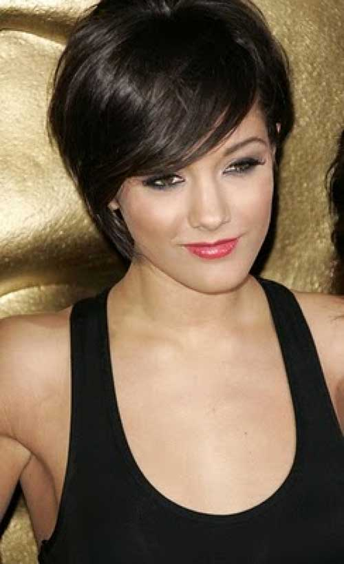 Short Graceful Hairstyle for 2014-2015