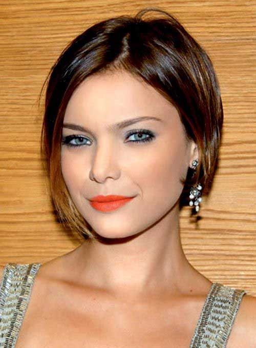Stacked Short Bob Hairstyles for Thin Hair