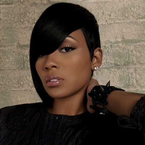 Striking Short Hairstyles for Black Women