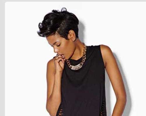 35 Natural Short Hairstyles For Black Women
