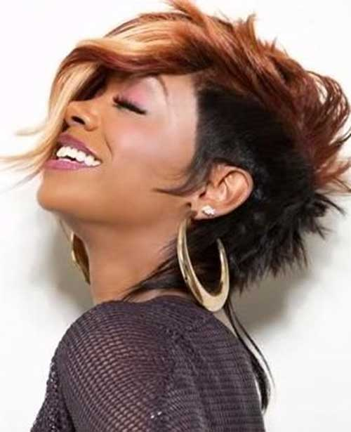 Latest Mohawk Hairstyles Trends for Black Women