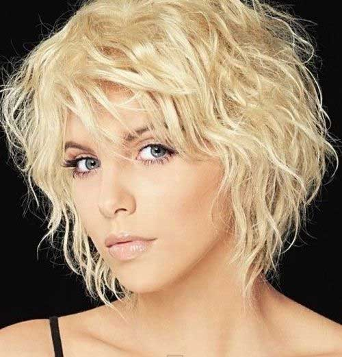 Endearing Short Bob Hairstyles For Fine Hair