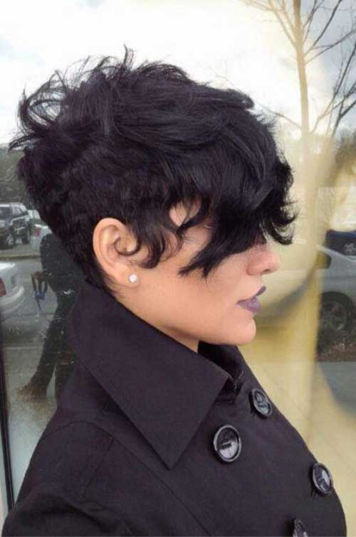 Best Short Pixie Hairdo