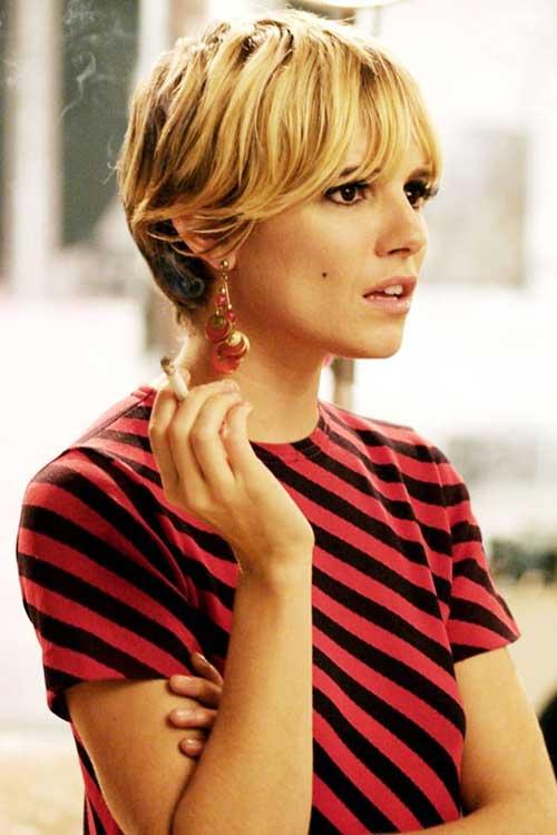 Sienna Miller Cute Haircuts