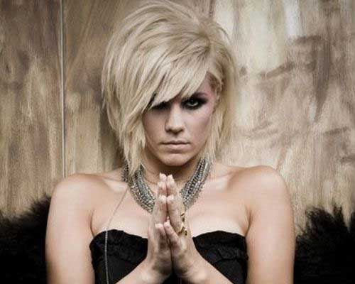 Kimberly Caldwell Cool Hairstyles