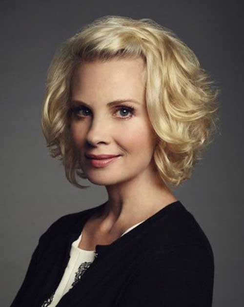 Monica Potter Blonde Hairstyles