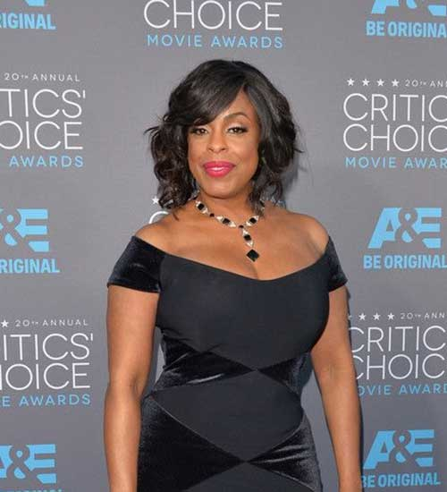 Niecy Nash Black Curly Haircuts