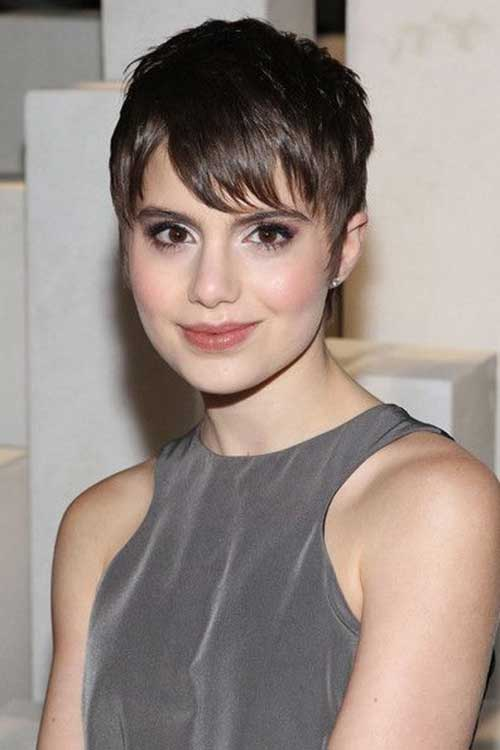 Sami Gayle Layered Pixie Styles