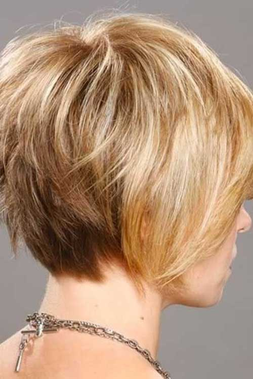 Lovely Short Bob Haircuts