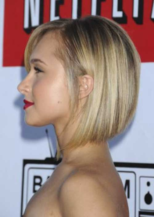 Graduated Short Bob Haircuts