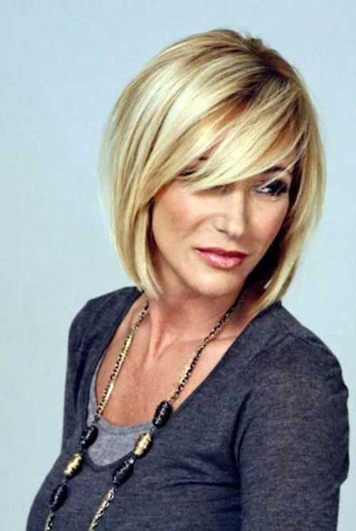 Short Blonde Bob Hairstyles 2015