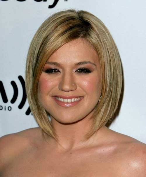 Short Gorgeous Blonde Bob Cuts