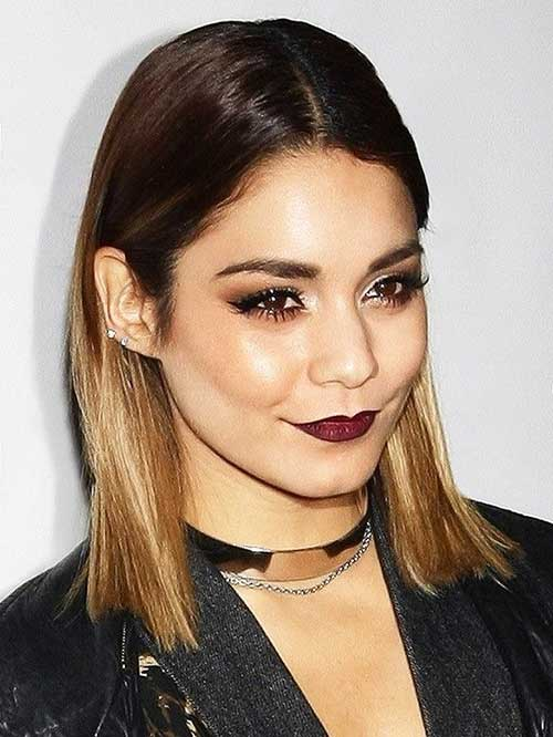 Short Ombre Hair Color Ideas