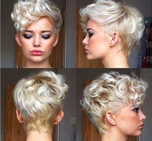 Short Hair Curly Cuts
